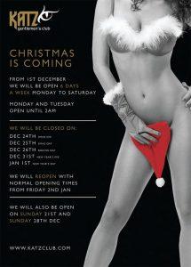 Essex Gentlemans Club Christmas Opening