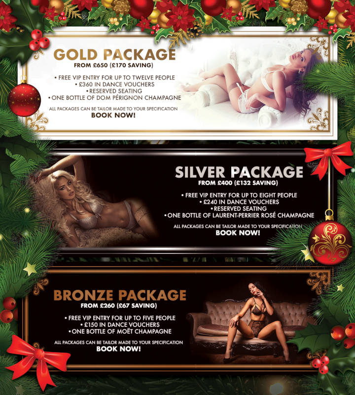 Katz Christmas Packages 2019